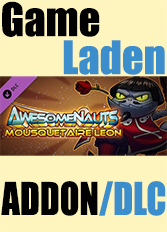 Official Awesomenauts - Mousquetaire Leon Skin (PC)