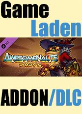 Official Awesomenauts - Pimpy G. Skin (PC)