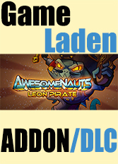 Official Awesomenauts - Pirate Leon Skin (PC)