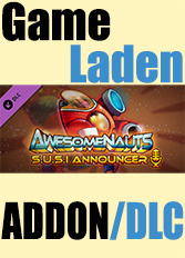 Official Awesomenauts - SUSI Announcer (PC)