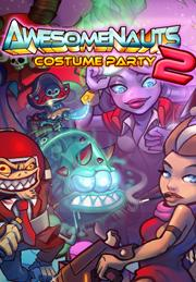 Official Awesomenauts - Costume Party 2 DLC Bundle (PC)