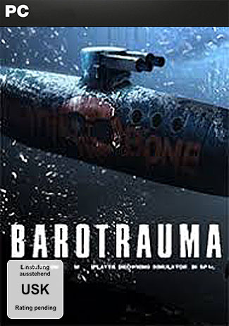 Official Barotrauma (PC/EU)