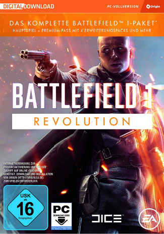 Official Battlefield 1 - Revolution (PC)