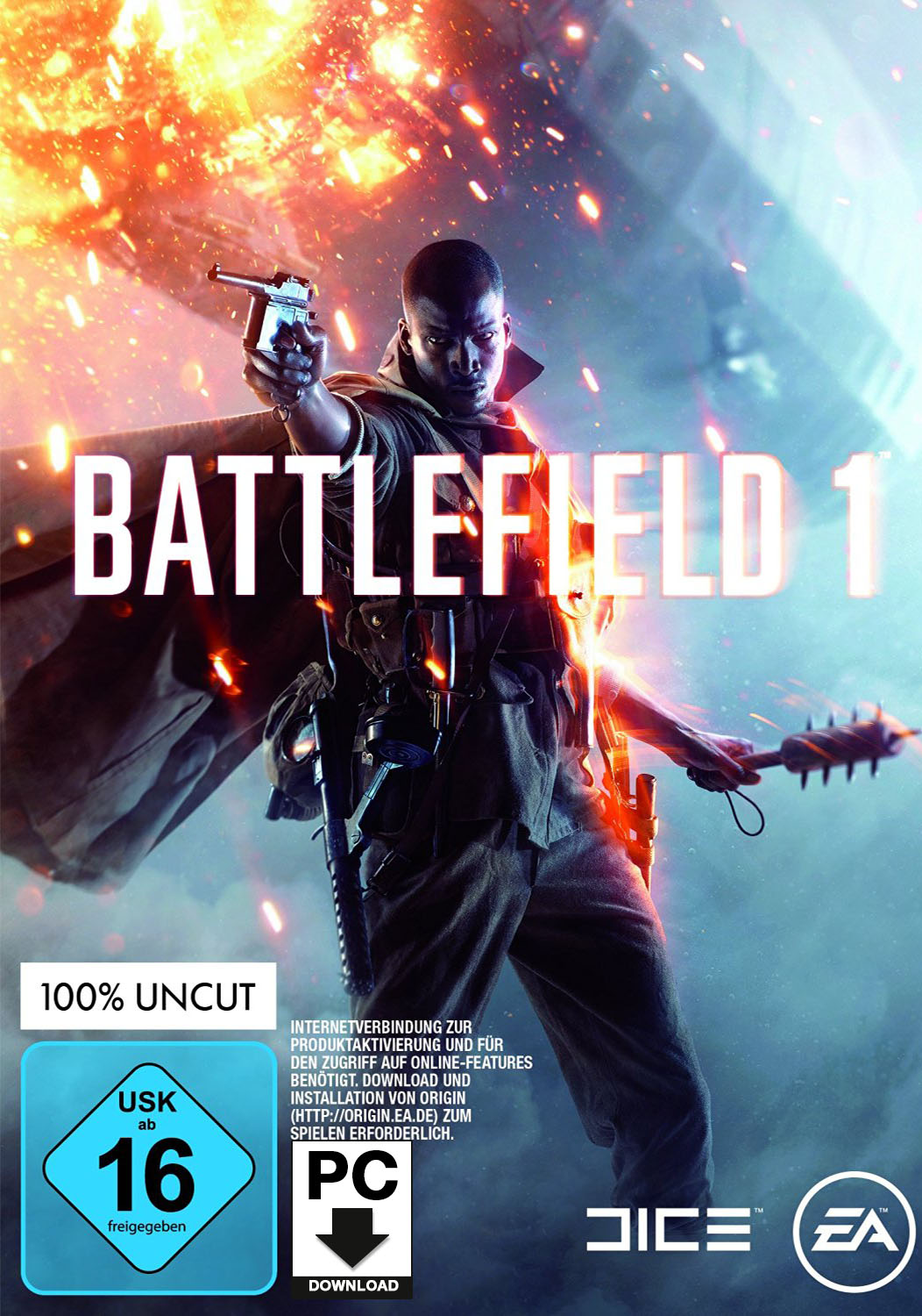 Official Battlefield 1 (PC)