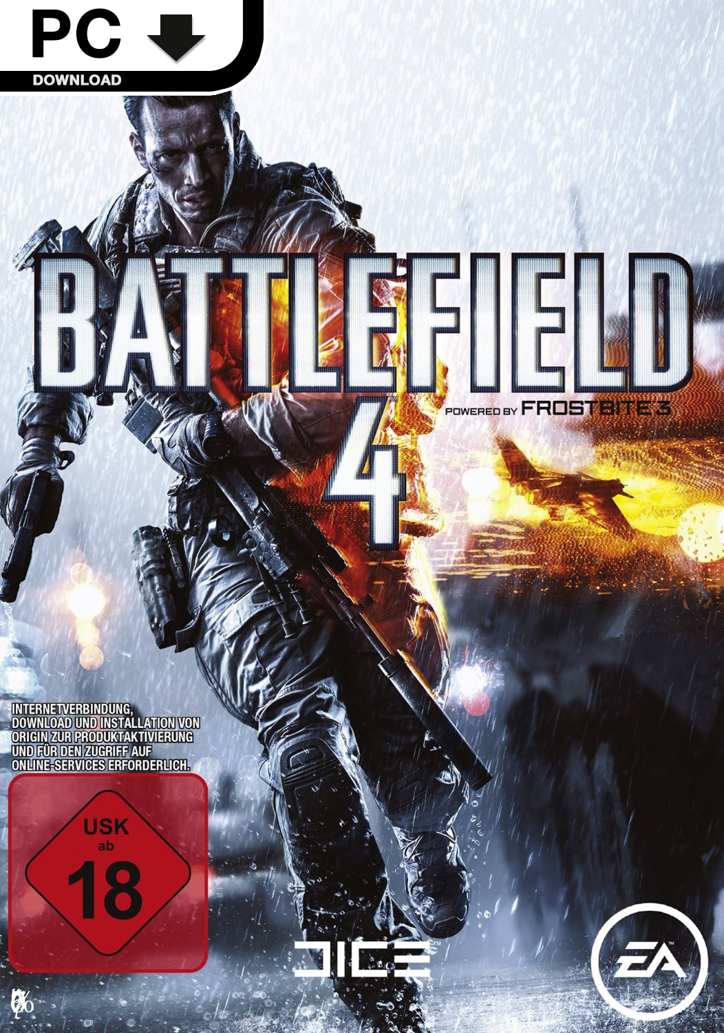 Official Battlefield 4 (PC)