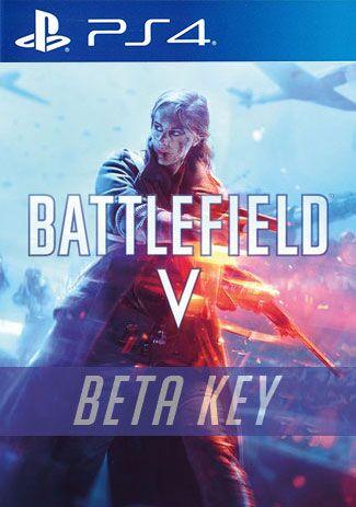 Official Battlefield V Beta Key (PS4 Download Code)