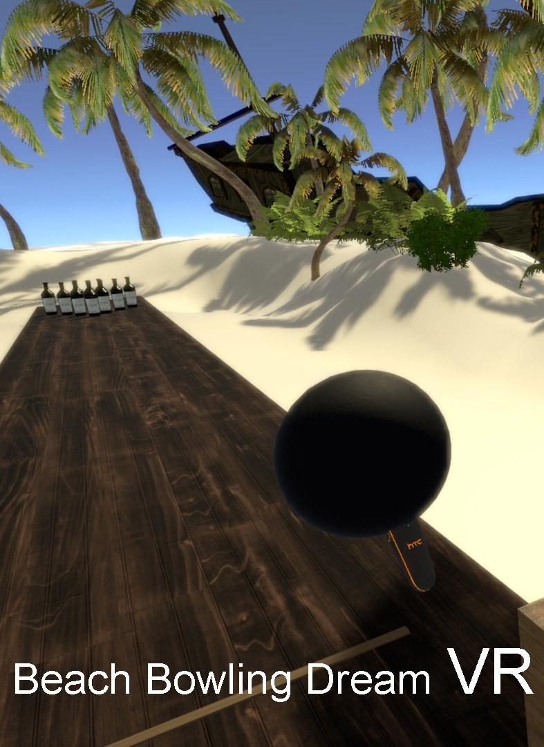 Official Beach Bowling Dream VR (PC)