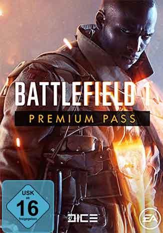 Official Battlefield 1 Premium Pass (PC - nur DE / Guthaben Code für EA ORIGIN)