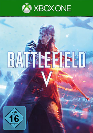 Official Battlefield V Standard Edition (Xbox One Download Code)