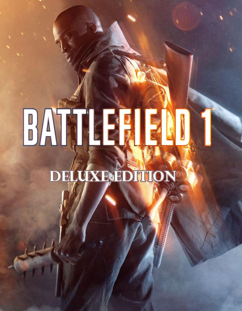 Official Battlefield 1 - Deluxe Edition (PC) (Guthaben Code - nur DE)