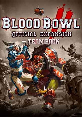 Official Blood Bowl 2: Official Expansion + Team Pack (PC)