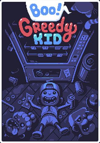 Official Boo! Greedy Kid (PC/Mac)