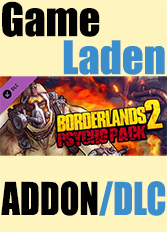 Official Borderlands 2: Psycho Character Pack  (PC)