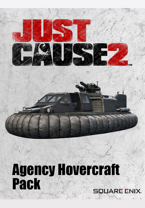 Official JC2 DLC - Agency Hovercraft (PC)