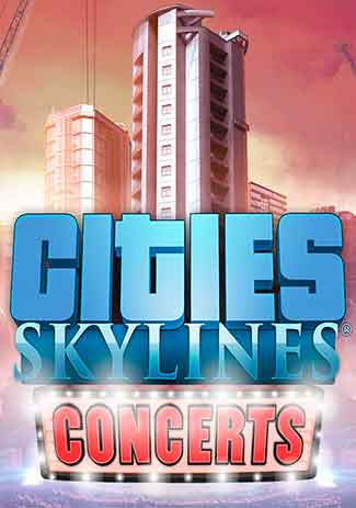 Official Cities: Skylines - Concerts (PC)