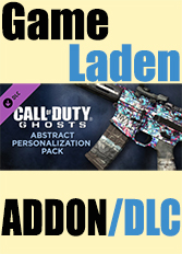 Official Call of Duty: Ghosts - Abstract Personalization Pack (PC)