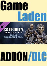 Official Call of Duty: Ghosts - Bling Character (PC)