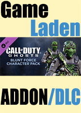 Official Call of Duty: Ghosts - Blunt Force Character (PC)