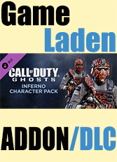 Official Call of Duty: Ghosts - Inferno Character (PC)