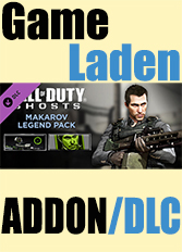 Official Call of Duty: Ghosts - Makarov Legend Pack (PC)