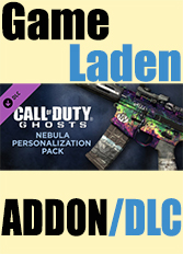 Official Call of Duty: Ghosts - Nebula Personalization Pack (PC)