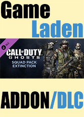Official Call of Duty: Ghosts - Squad Pack - Extinction (PC)