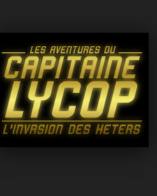 Official Captain Lycop : Invasion of the Heters (PC)