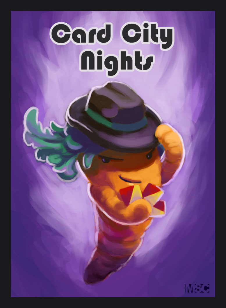 Official Card City Nights DLC 1 (PC)