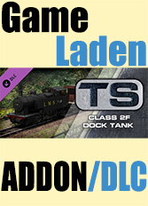 Official Class 2F Dock Tank Loco Add-On (PC)