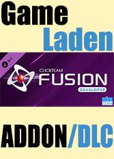 Official Clickteam Fusion 2.5 Developer Upgrade (PC)