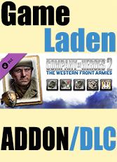 Official CoH 2 - US Forces Commander: Mechanized Company (PC)