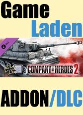 Official Company of Heroes 2 - German Skin: Field Applied Whitewash Pattern