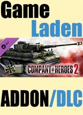 Company Of Heroes 2 - German Skin: Voronezh Improvised Pattern