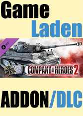 Official Company of Heroes 2 - German Skin: (H) Winter Ambush Pattern (PC)