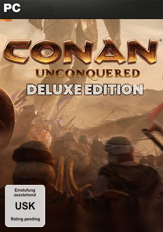 Official Conan Unconquered - Deluxe Edition (PC)