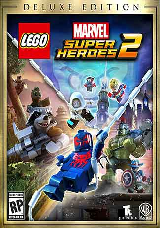 Official LEGO Marvel Super Heroes 2 - Deluxe Edition (PC)