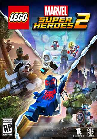 Official LEGO Marvel Super Heroes 2 (PC)