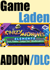 Official Crazy Machines Elements - Gadget Fun and Tricky Riddles (Viva) (PC)