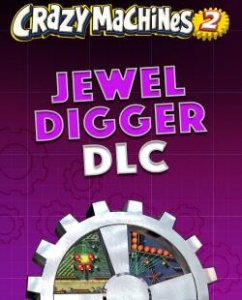 Crazy Machines 2 - Jewel Digger DLC (PC)