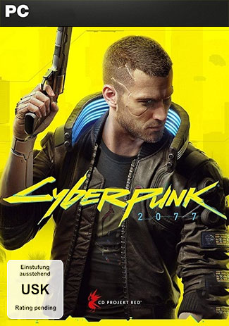 Official Cyberpunk 2077 (PC/EU)