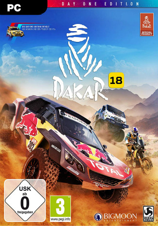 Official Dakar 18 Day One Edition (PC/EU)