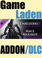 Official Darksiders 2 - Mace Maximus (PC)