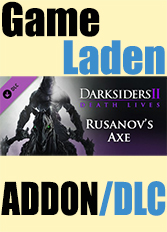 Official Darksiders 2 - Rusanov's Axe (PC)
