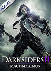 Official Darksiders 2 DLC - Mace Maximus (PC)