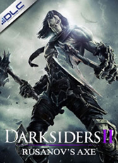 Official Darksiders 2 DLC - Rusanov's Axe