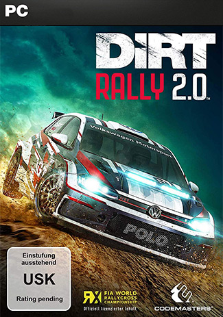 Official DiRT Rally 2.0 - Day One Edition (PC)