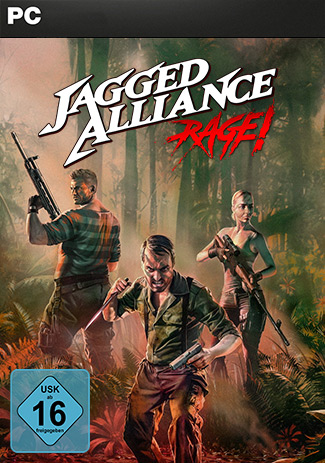 Official Jagged Alliance: Rage! (PC)