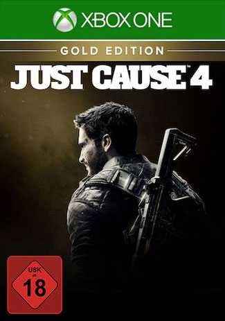 Official Just Cause 4 - Gold Edition (Xbox One Download Code)