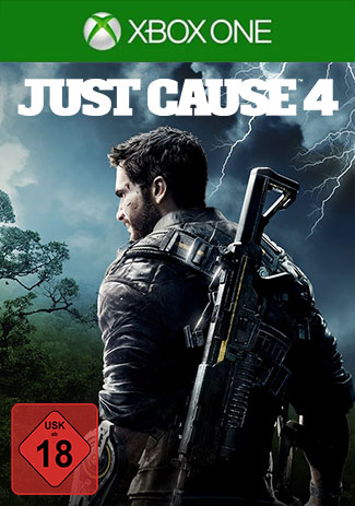 Official Just Cause 4 - Standard Edition (Xbox One Download Code)