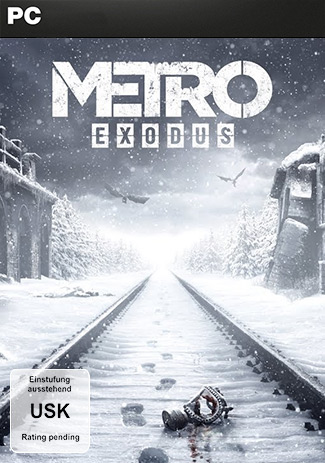 Metro Exodus Epic Key (PC/EU)